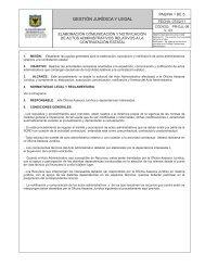 pr_elaboración comunicacion y notificación de actos administrativos ...