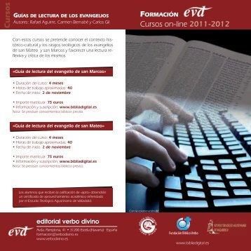 curso online:MaquetaciÛn 1 - editorial VERBO DIVINO