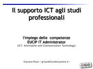 Il Supporto ICT agli Studi Professionali.pdf - Aica