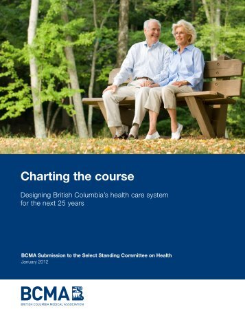 Charting the course - British Columbia Medical Association