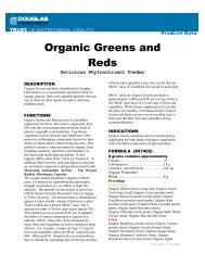 Organic Greens and Reds - Your Health Store