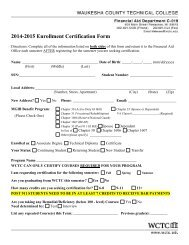 2013-2014 Enrollment Certification Form