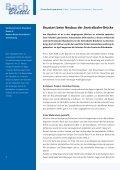 Ausgabe Nr. 8   Mai 2009 - schwellenkorporationen.ch - Seite 2