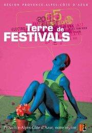 FESTIVALS - Arcade Provence-Alpes-Côte d'Azur