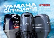 Download Brochure (6MB) - Yamaha Motor Australia