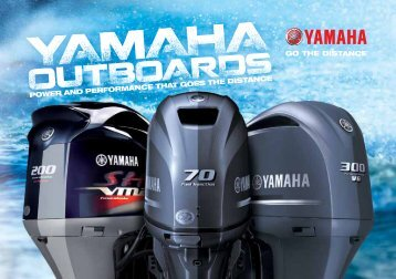 Download Brochure (6MB) - Yamaha Motor Australia