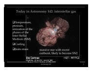 Today in Astronomy 142: interstellar gas - Astro Pas Rochester