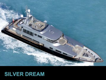 SILVER DREAM - Paradise Yacht Charters