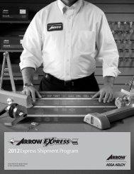 2012 Arrow Express