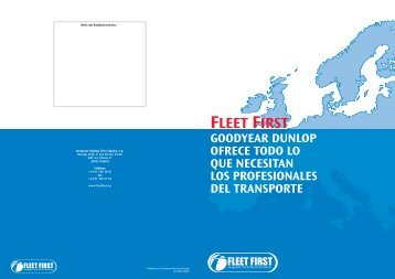 Descargue el folleto Fleet First (archivo pdf)