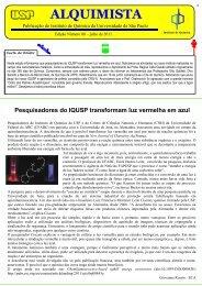 See it here! - Instituto de Química - USP