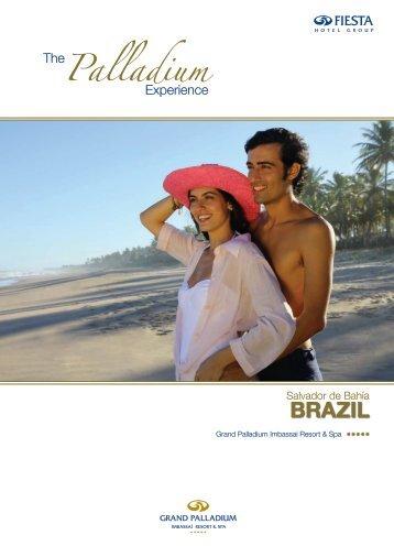 Brasil - Palladium Hotel Group