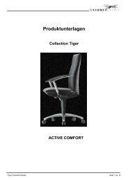Produktunterlagen