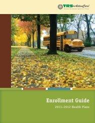 2011-2012 TRS Enrollment Guide - BCBSTX.com