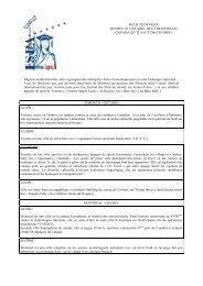 Séjours Linguistiques Canada - ISPA
