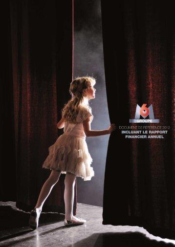 Document de référence 2012 - Groupe M6