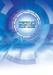 Группа Хунгер Гидравлика - Hunger Hydraulik Gruppe