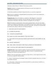 Lei 17051 - 23 de Janeiro de 2012 - Procon - Estado do Paraná