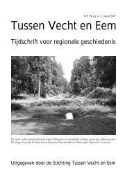 2007-1 pdf - Stichting Tussen Vecht en Eem