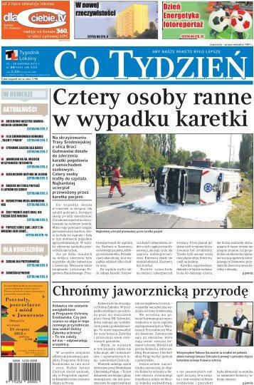 34 JAWORZNO_KAZEK.indd - ART-COM Sp. z oo