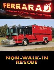Non Walk In Rescue - Ferrara Fire Apparatus