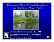 Frederick Civian - Environmental Business Council of New England ...