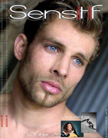sensitif1-1 - Sensitif – Le magazine gratuit gay