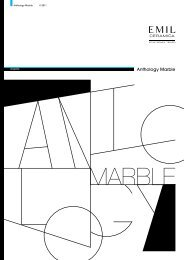 Anthology Marble - Studio Maison