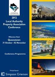 Conference Programme - LAPA