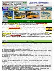 TMF - Empresas Autobuses Líneas