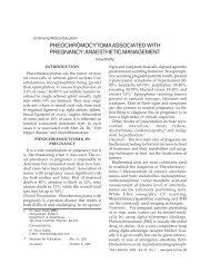 PHEOCHROMOCYTOMA ASSOCIATED WITH PREGNANCY ...