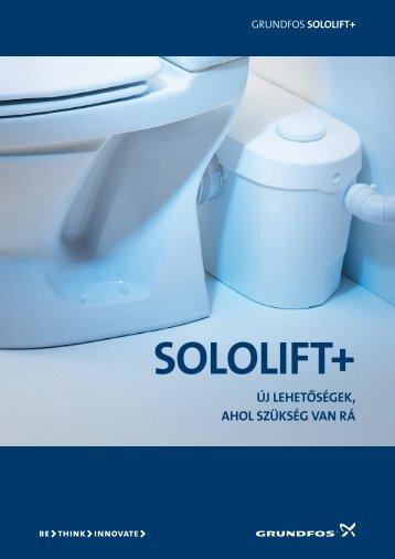 Grundfos Sololift (brossúra)