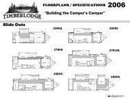 2006.5 Timberlodge Flyer 98.pub - Rvguidebook.com