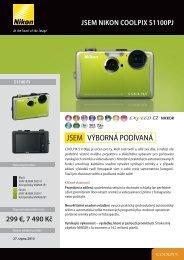 Coolpix S1100 - Nikon