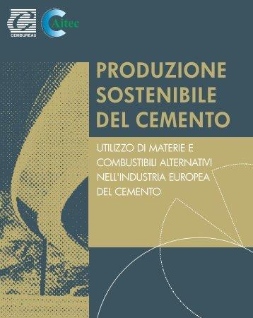 Produzione sostenibile del Cemento.pdf