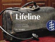 Lifeline - College of Medicine - University of Illinois at Urbana ...
