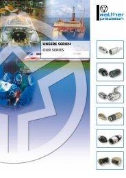 Serienprogramm - Carl Kurt Walther GmbH & Co. KG