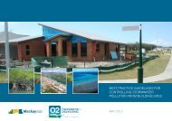 Best practice guidelines for controlling stormwater pollution from ...