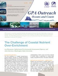 GPA Outreach - Stakeholder Forum