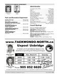 Fall 09 UXBguide_ebook - The Township of Uxbridge - Page 4