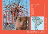 America del Sud - Cooperazione Italiana allo Sviluppo