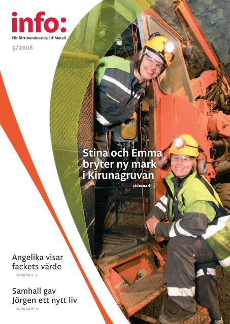 Info nr 5/2008 - IF Metall