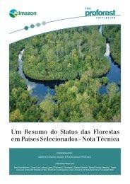 Um Resumo do Status das Florestas em Países Selecionados - LERF
