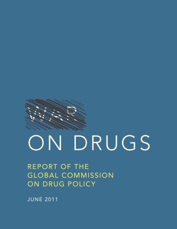 Report of the Global Commission on Drug Policy