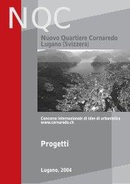 opuscolo A4 tutti i progetti - Nuovo Quartiere Cornaredo