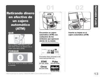 Manual de Estructuras Cajeros Automáticos ATM