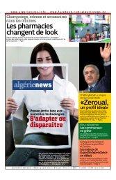 Fr-04-06-2013 - Algérie news quotidien national d'information