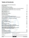 The Use of Technology in the Practice of Psychology - Ohio ... - Page 3
