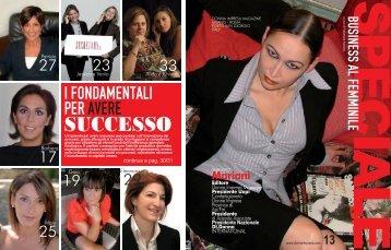 02 speciale donna SETTEMBRE.cdr - Donna Impresa Magazine