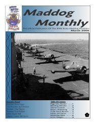 The official Publication Of The IPMS Boise Maddog Modelers March ...